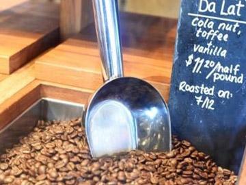 Cà phê Cầu Đất, Đà Lạt đã có mặt trong chuỗi cửa hàng của Starbucks trên toàn cầu. (Nguồn: Starbucks)